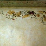 Ceiling Mural Painting