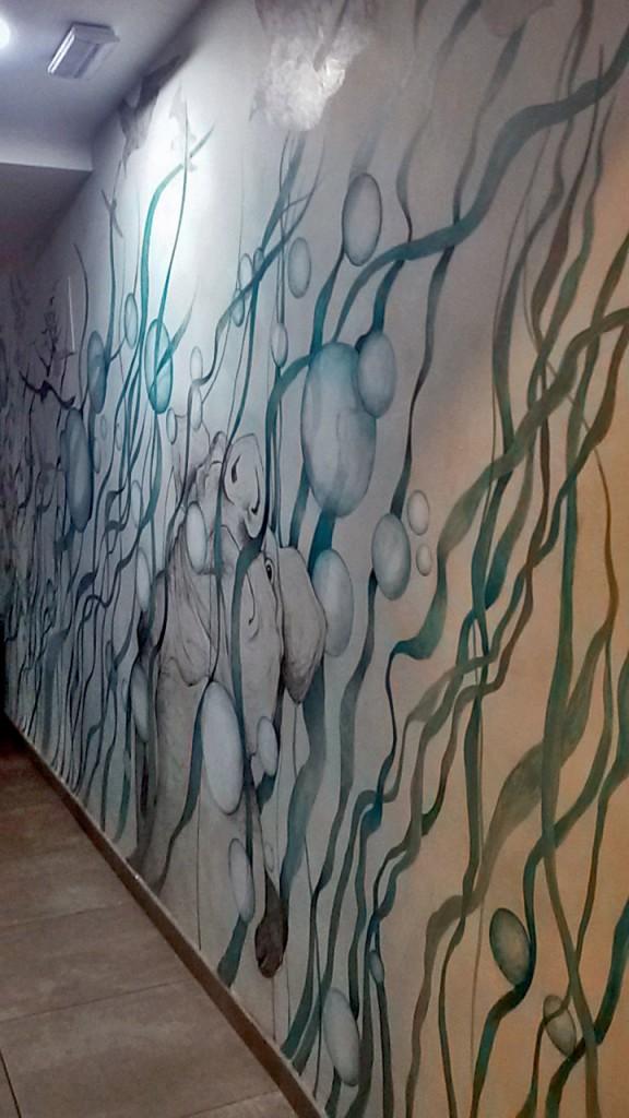 Mural Agora